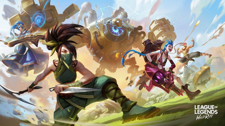 เอายัง League of Legends: Wild Rift เปิดให้บริการ 28 ตุลาคมนี้