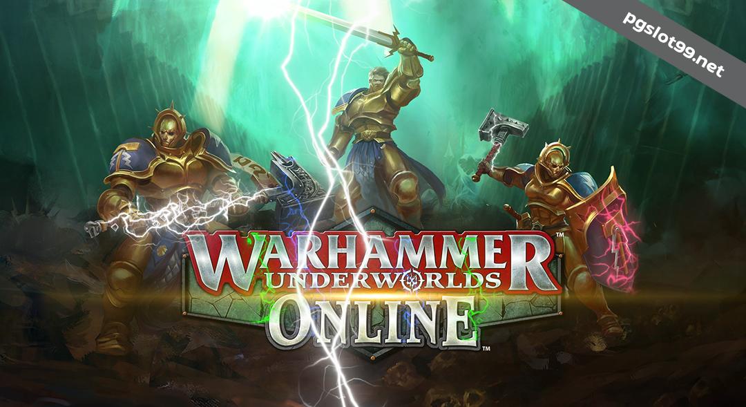 Warhammer Underworlds Online รีวิวเกมออนไลน์
