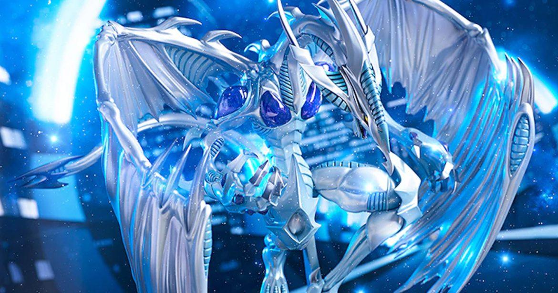 ฟิกเกอร์ Stardust Dragon จาก Yu-Gi-Oh! 5D's