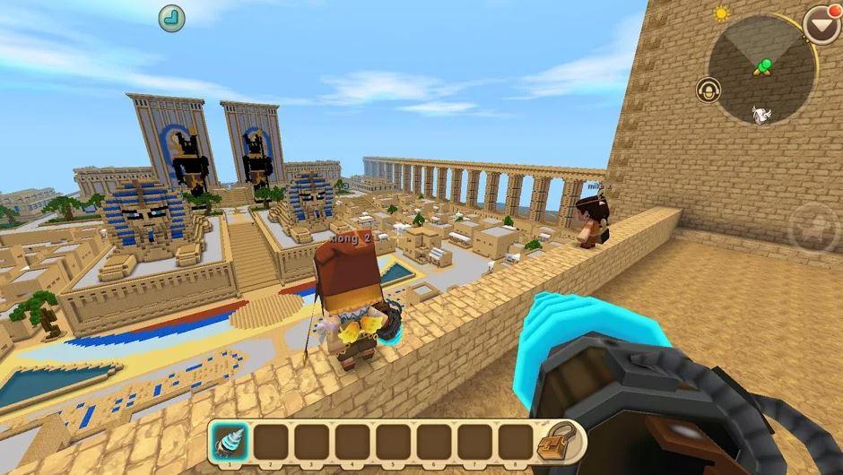 เกมแนว Sandbox 3D