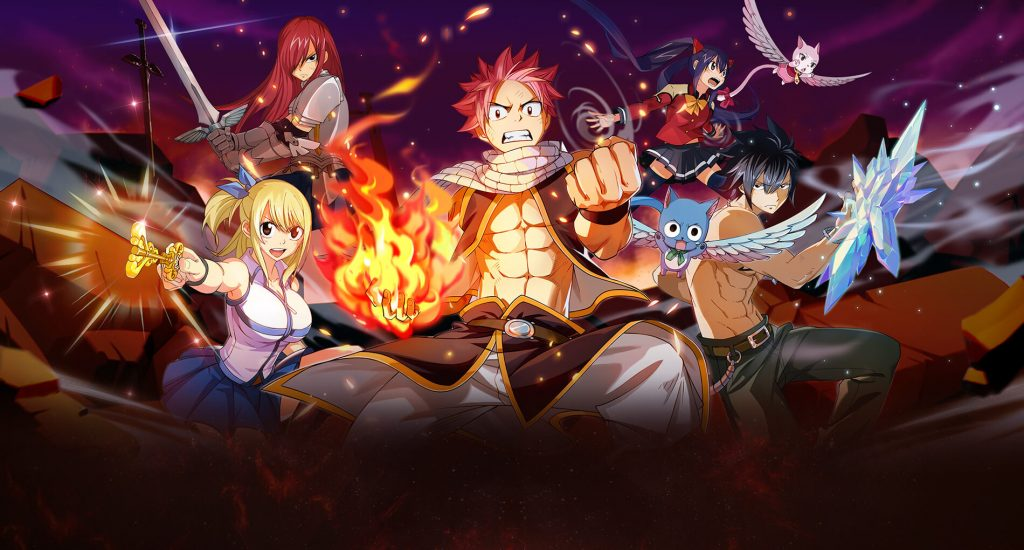 รีวิว FAIRY TAIL: Forces Unite