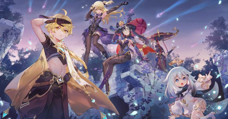 Genshin Impact คว้ารางวัลเกมยอดเยี่ยมแห่งปี 2020 จาก Google Play