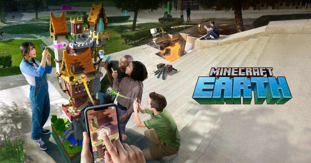 Minecraft Earth ปิดให้บริการเพราะ COVID-19