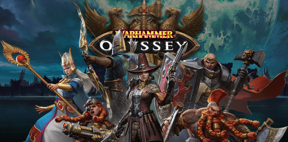Warhammer : Odyssey