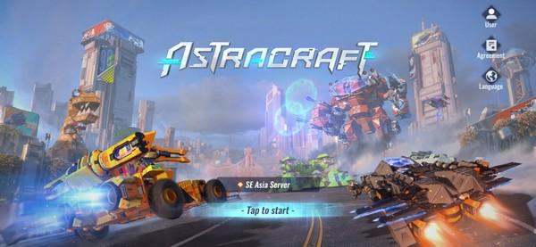 พร้อมเปิดให้บริการ Astracraft