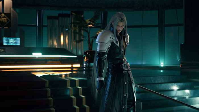 Sephiroth – Final Fantasy 7