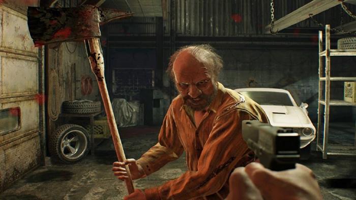 Jack Baker – Resident Evil 7