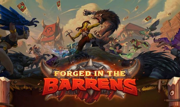 Hearthstone: Forged in the Barrens