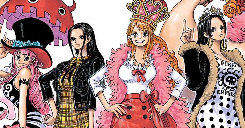 10 อันดับตัวละครหญิงใน One Piece ที่แฟนคลับอยากแต่งงานด้วยมากที่สุด