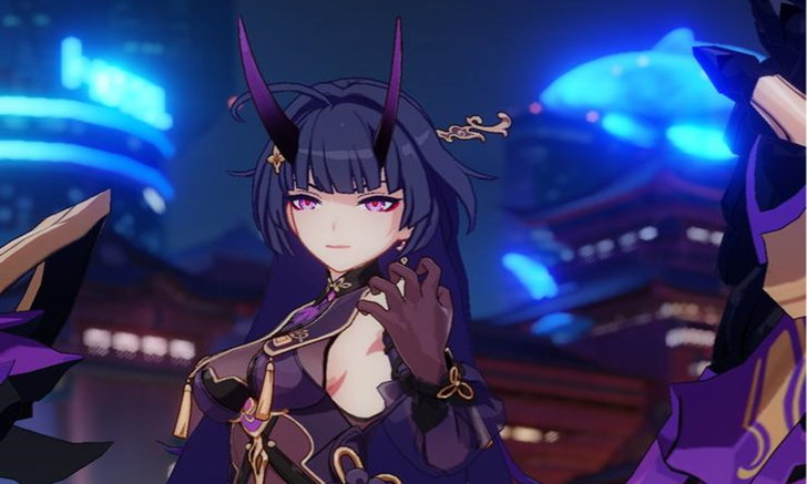 Genshin Impact หลุด Raiden ผู้นำเมืองอินาสึมะ คล้ายตัวละครจาก Honkai