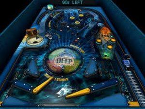 Game pinball เป็นเวอร์ชัน ของเกม สุดคลาสสิค Microsoft