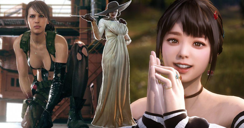 7 ตัวละครสาวสวยสุด Sexy จากเกมที่จะมากระชากใจหนุ่มๆ