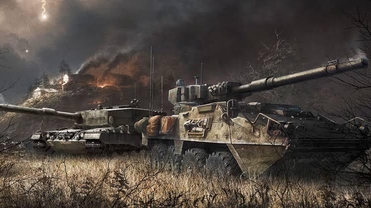 เกมรถถัง สนุกไปกับเกม Armored Warfare