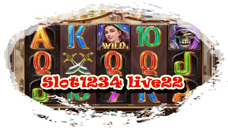 Slot1234 live22